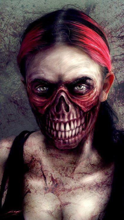 macabre | Tumblr | Ghost Train | Pinterest | Kunst, Horror ...