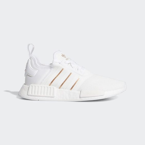 Adidas Nmd R1 Shoes White Adidas Us In 2020 Womens Sneakers