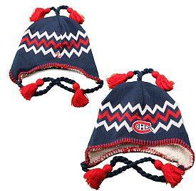 Zephyr Montreal Canadiens Downhill Knit Hat  - Shop.Canada.NHL.com