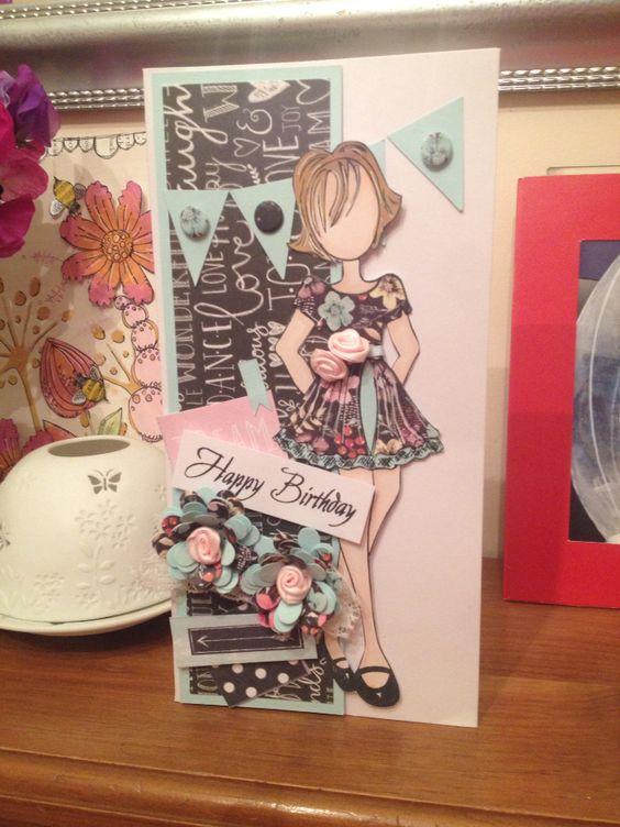 Julie Nutting paper doll....