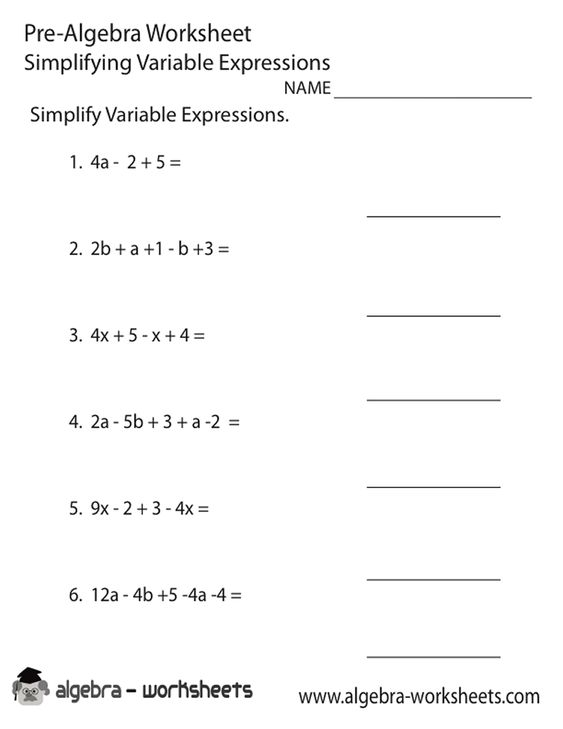 free grade 8 math worksheets 8th grade math math worksheets and algebra on 333