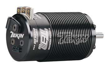 TEKTT2355 - 1/8 T8GEN2 4030BL Motor 2650K Sensored/Sensorles. 1/8 T8GEN2 4030BL Motor 2650K Sensored/Sensorles