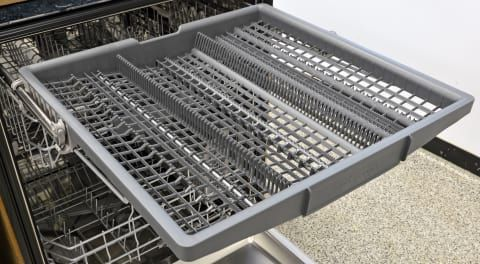 Bosch 300 Series Shxm63ws5n Portable Dishwasher Best Dishwasher Silverware Tray