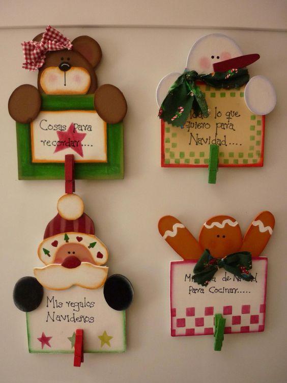 Country christmas christmas ideas and craft ideas on - Manualidades para navidades ...