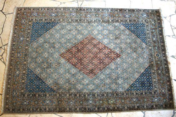 Orient Teppich um 1900