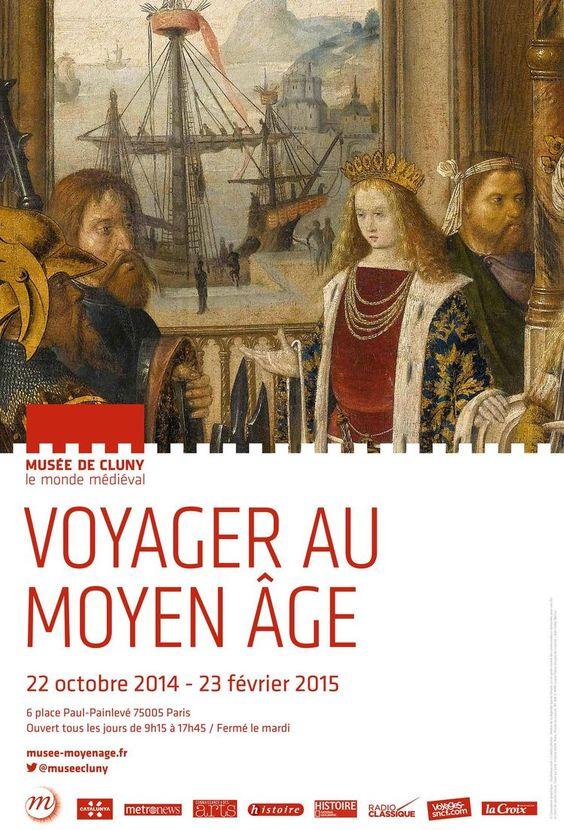 Pourquoi voyageait-on au Moyen Age? - article Libération