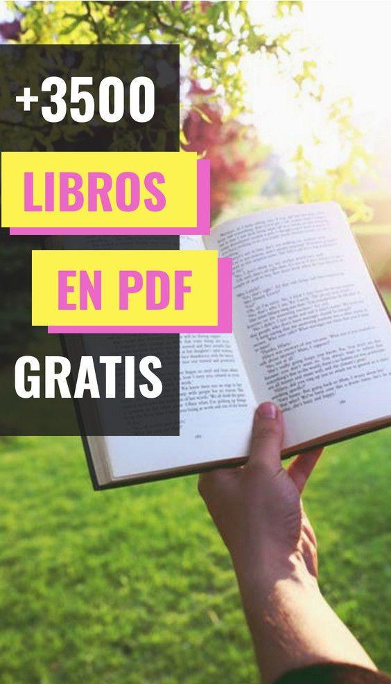 Más De 3500 Libros En Pdf Para Leer Y Descargar Gratis Paginas Para Leer Libros Libros De Lectura Libros De Lectura Gratis