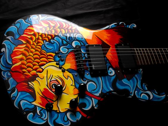 Customwork by www.beyondcustomguitars.com