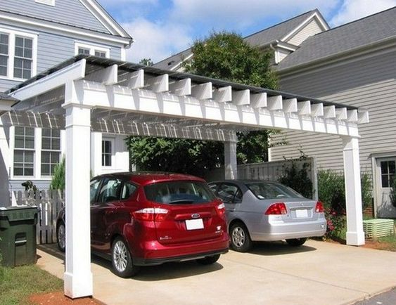 47+ New Ideas Into Carport Makeover Car Ports Curb Appeal Never Before Revealed - Home Design Reviews