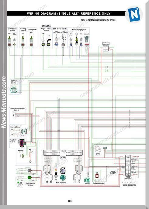 Ford Xe Wiring Diagram
