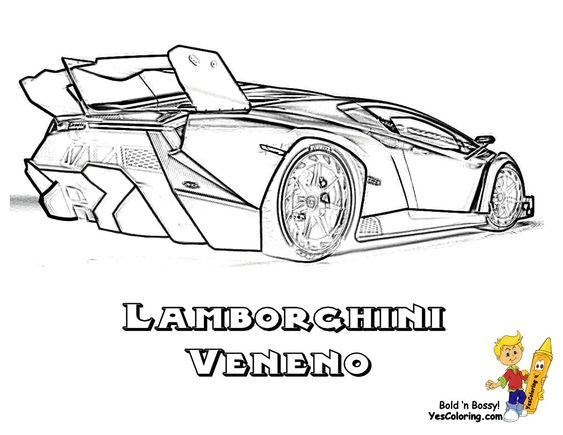 Print Out This Reventon Veneno Lamborghini Coloring Page Da Bomb Tell Other Coloring Kids Your Ey Lamborghini Pictures Cars Coloring Pages Coloring Pages