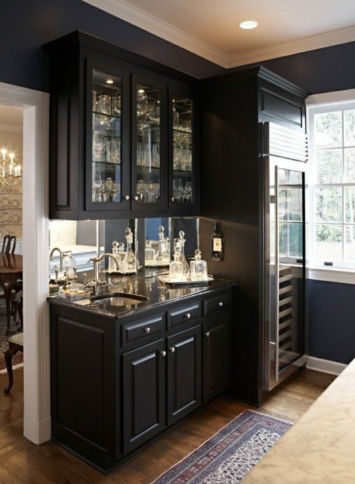 Home Bar With Sink And Refrigerator Home Decor Kitchen Remodel Basement Guest Rooms Small Basement Kitchen