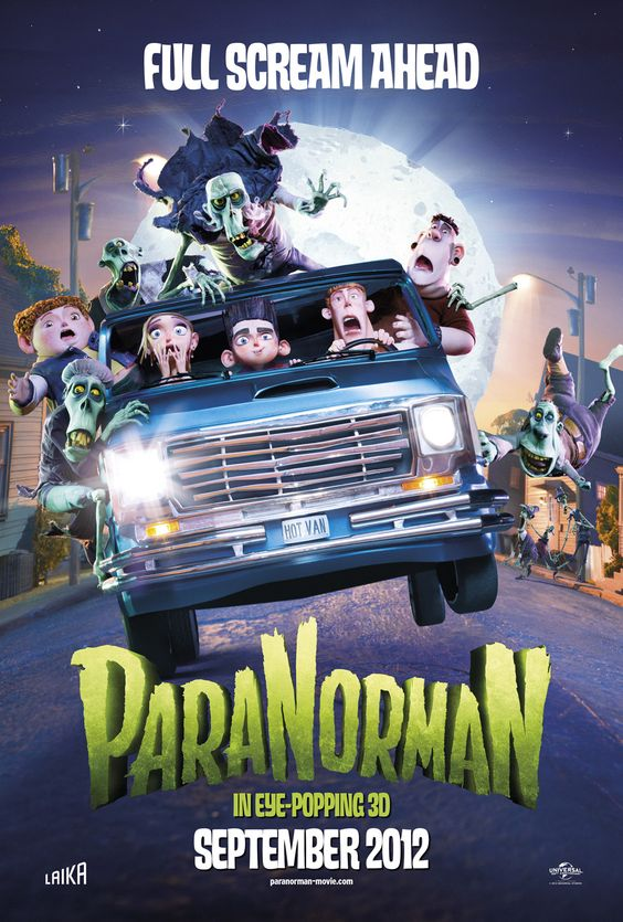 Halloween! – Watch ParaNorman (2012) Movie Free and Online!