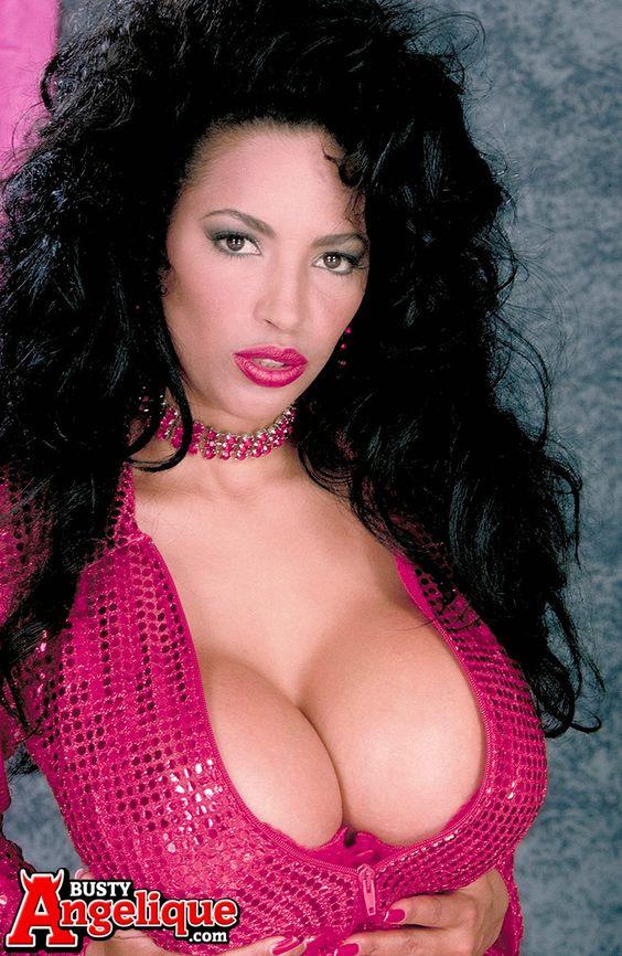 Angelique Big Tits 81