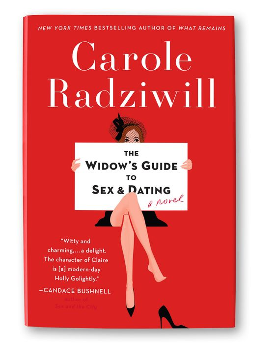 galleycat carole radziwill debuts widows guide dating