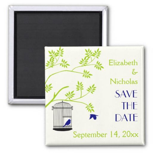 @@@Karri Best price          Bird cage green, navy blue wedding Save the Date Fridge Magnets           Bird cage green, navy blue wedding Save the Date Fridge Magnets lowest price for you. In addition you can compare price with another store and read helpful reviews. BuyDeals          Bird cage g...Cleck Hot Deals >>> http://www.zazzle.com/bird_cage_green_navy_blue_wedding_save_the_date_magnet-147616103475740618?rf=238627982471231924&zbar=1&tc=terrest