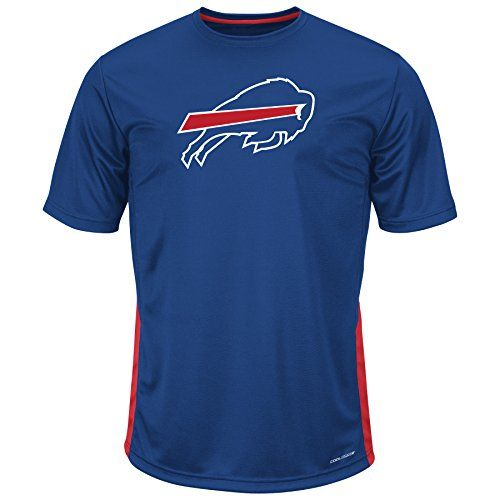 Buffalo Bills Majestic To the Limits Synthetic T-Shirt (XXL)