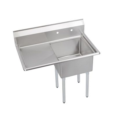 Plastic Utility Sink With Drainboard : elkay foodservice dish table utility sink product page sinks laundry ...