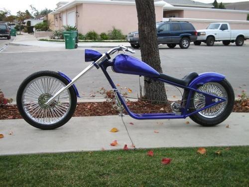 URBAN BIKE CHOPPER -BICICLETAS CON MOTOR CHOPPER ...