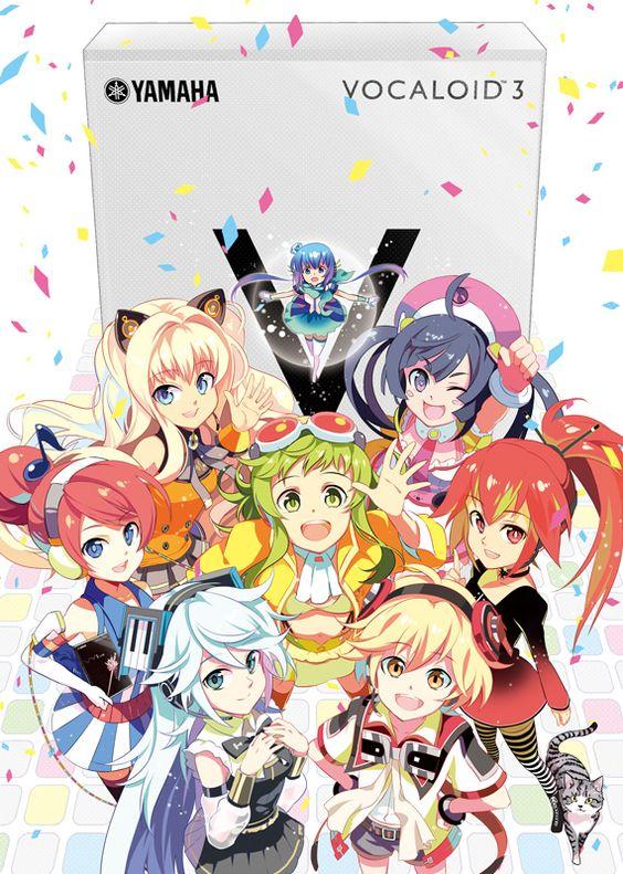 #Vocaloid