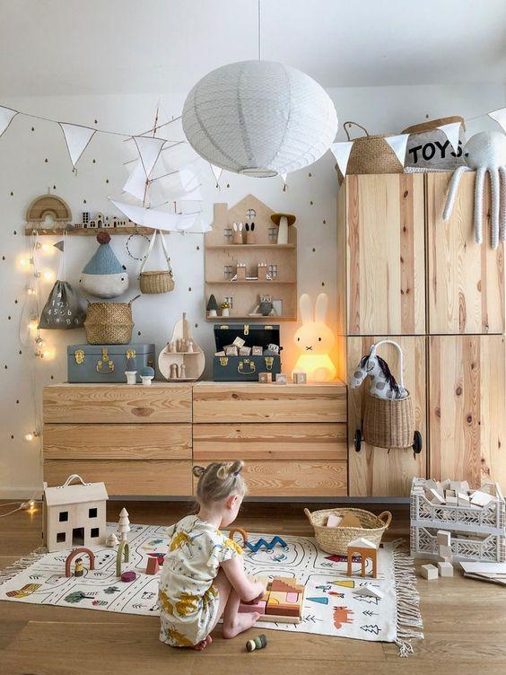 子ども部屋 照明 デザイン イメージ