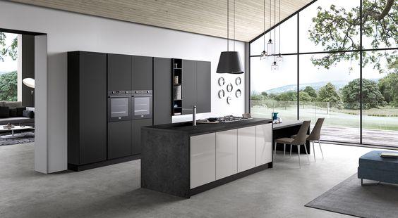 Cucine moderne che uniscono design, funzionalità e qualità dei - leicht küchen katalog