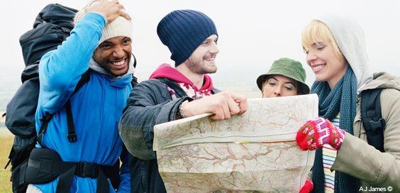 Viajar y viajar. Queremos comernos el mundo pero para eso primero tenemos que conocerlo.