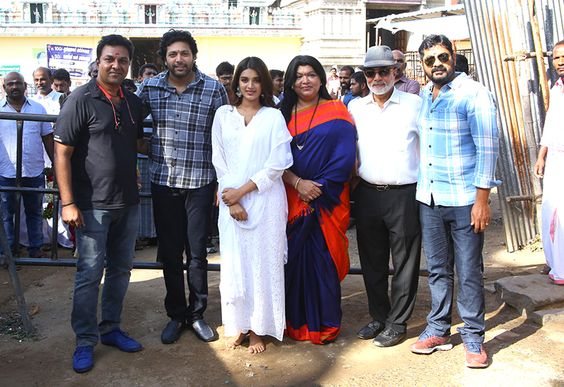 JR 25 Movie Pooja and 16th Year Celebration