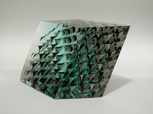 """Togashi Yoko work """"cube"""":"""