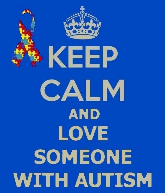 Autism quotes and messages wit autism awareness images