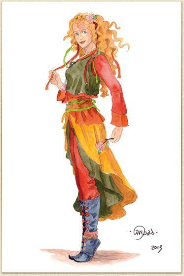 Tsaja von Caryad.