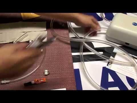 Air Leak Repair Kit For Sleep Number Beds Step By Step Ittt Youtube Sleep Number Bed Leak Repair Bed Steps