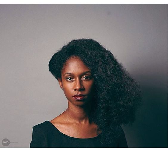 @naturallymani93 shot by @lifeofivd || natural hair. Kinky hair. Afro hair.