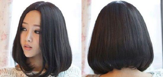 Chăm sóc tóc ngang vai uốn phồng cần lưu ý những gì