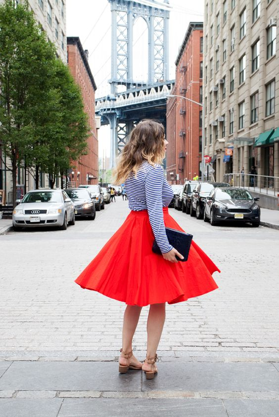 Fourth of July style ideas | @halliekwilson: