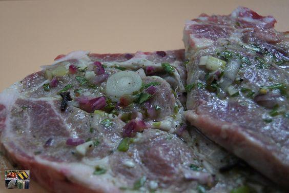 Limetten Chili Marinade Zum grillen ist diese Barbecue Marinade ist perfekt. Fruchtig-feurig! Viele weitere Tipps im Video.