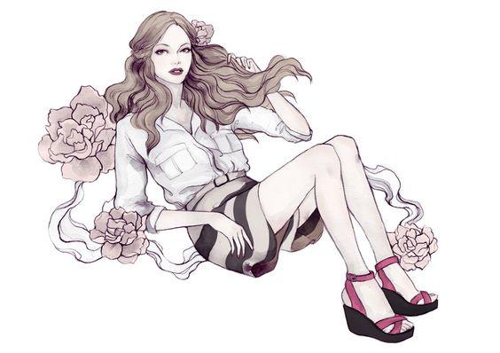 Soleil Ignacio Illustrations