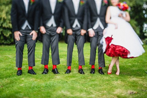 Up, up and Away! Bright Balloons And Red Shoes For A Fun and Colourful Wizard of Oz Inspired Bride | Love My Dress® UK Wedding Blog