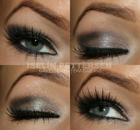 Smokey Cat Eye Makeup | ... make up looks. PS: Jeg har lagt ut fler på facebooksiden til bloggen