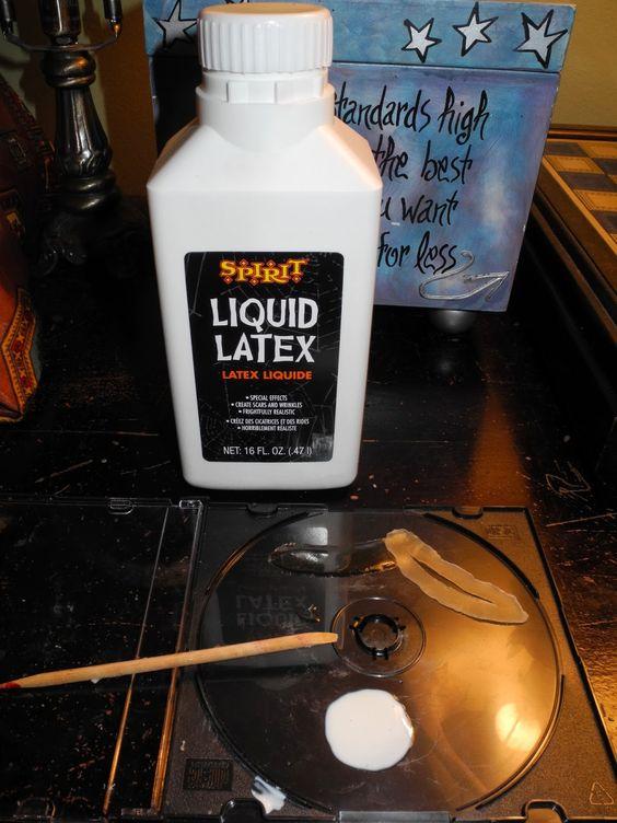 Liquid Latex Prosthetics 28