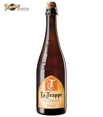 bia La Trappe Triple 750ml