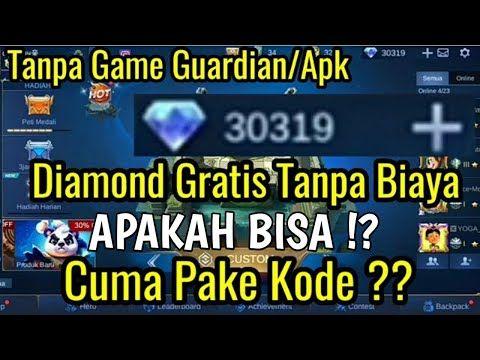 Cara Cheat Diamond Mobile Legends Tanpa Banned Ponselharian Com Aplikasi Generator Video