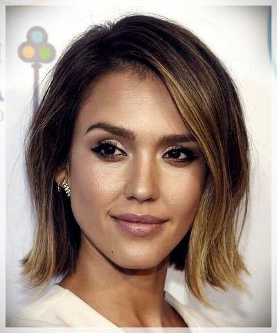 90 Bob Haircut Trends 2019 H A I R Jessica Alba Hair