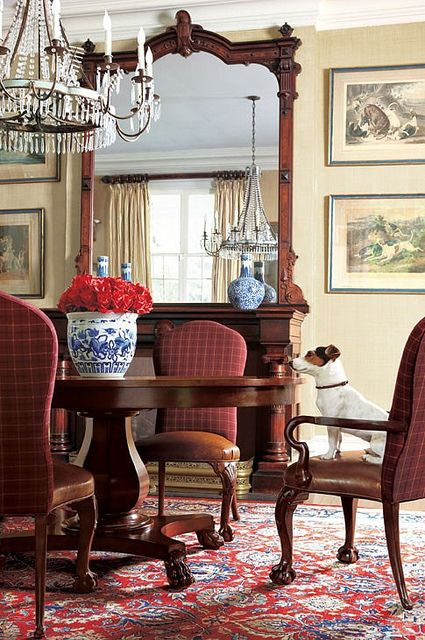 Furniture ralph lauren and dining rooms on pinterest for Ralph lauren dining room ideas