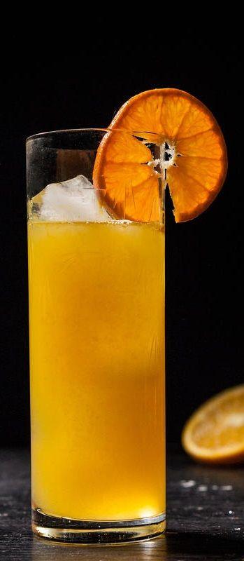 Fuzzy Navel, lekkere cocktail zonder alcohol