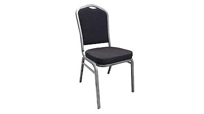 Charcoal Banqueting Chairs For Hire