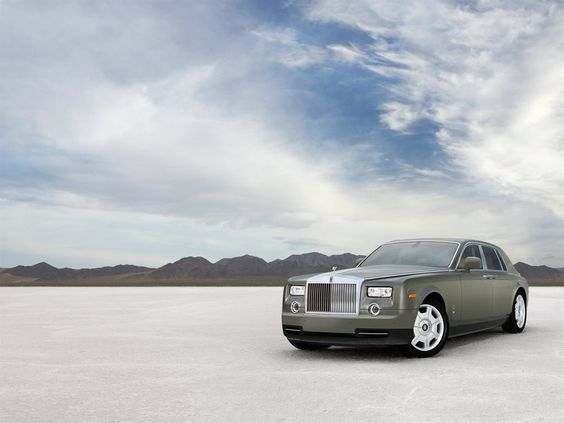 Phantom by Rolls Royce