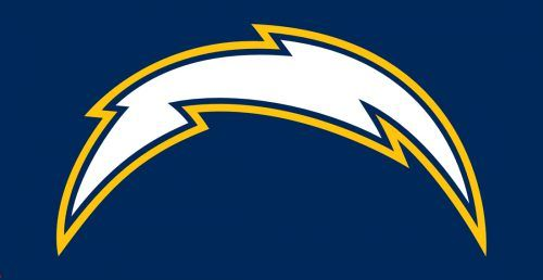 The Chargers Logo Symbolizes San Diego Chargers Logo San Diego Chargers Sports Vinyl Decals