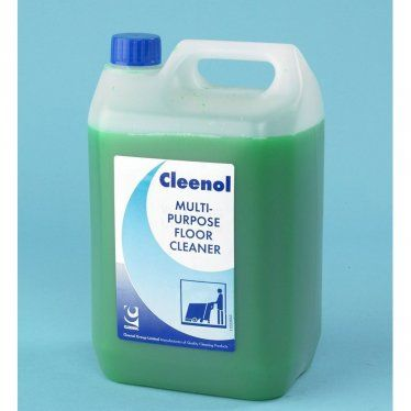 Concentrated multi-purpose cleaner suitable for light-tomedium soiling.Range | Cleenol Floorcare products | M    374 × 374 - More sizes