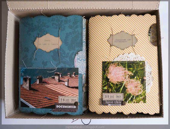 Filefolder Maxialbum Urlaubsalbum von Mary-Jane für www.danipeuss.de | inkl. ausführlicher Tutorialreihe